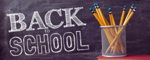 Back To School - Climate Control Company