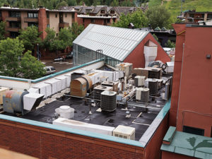 HVAC replacement - climate control company