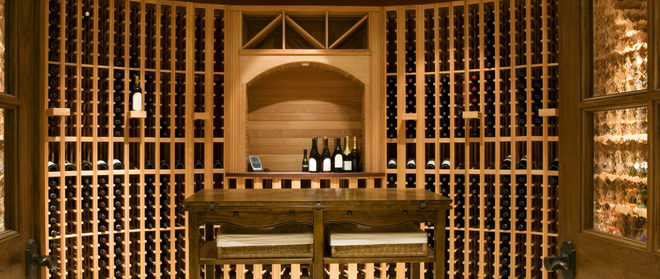 Wine a Little: You Deserve a New Wine Room