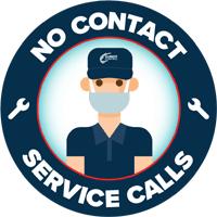 No Contact Service Calls